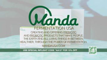 Manda Fermentation USA Inc