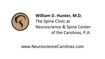 The Spine Clinic at Neuroscience & Spine Center of the Carolinas
