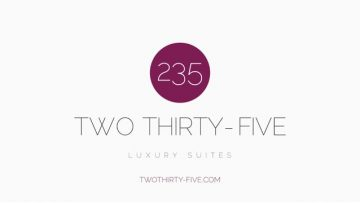 Two Thirty-Five Luxury Suites