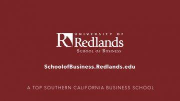 University of Redlands School of Business
